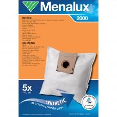 Vrečke Menalux 2000
