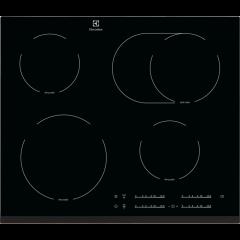 Steklokeramična kuhalna plošča Electrolux EHF65451FK