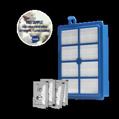 Filter pralni HEPA Electrolux EFS1WCC + gratis 4 vrečke dišav